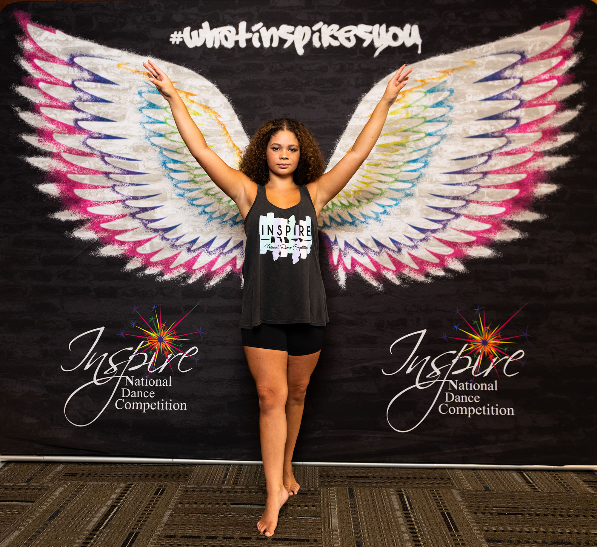 Face of INSPIRE   INSPIRE National Dance Competition